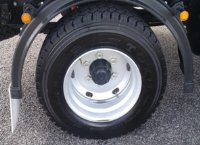 4x4 Super Single Tyre