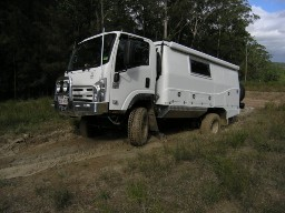 Off Road Motor Homes